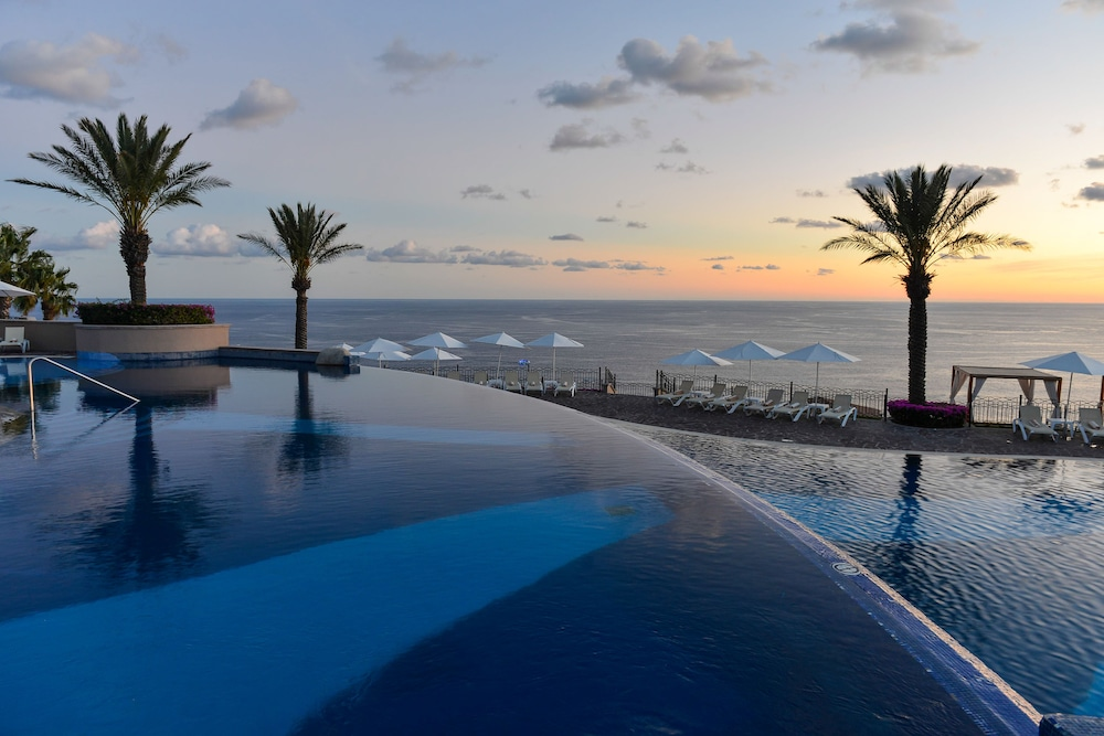 Infinity Pool, Pueblo Bonito Sunset Beach Golf & Spa Resort - All Inclusive