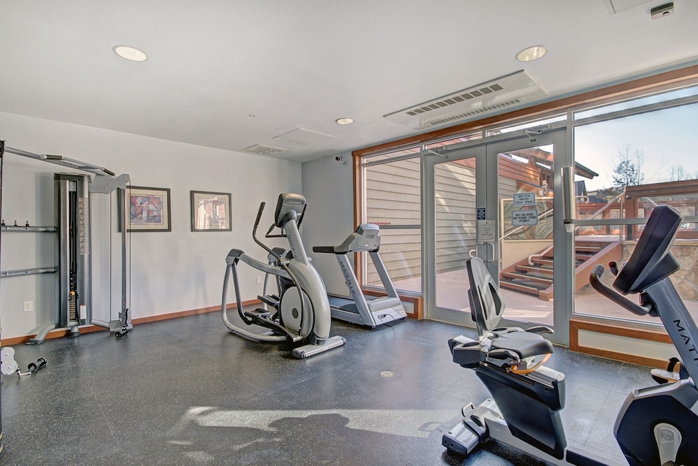 Fitness Facility, Copper One at Center Village by Copper Mountain Lodging