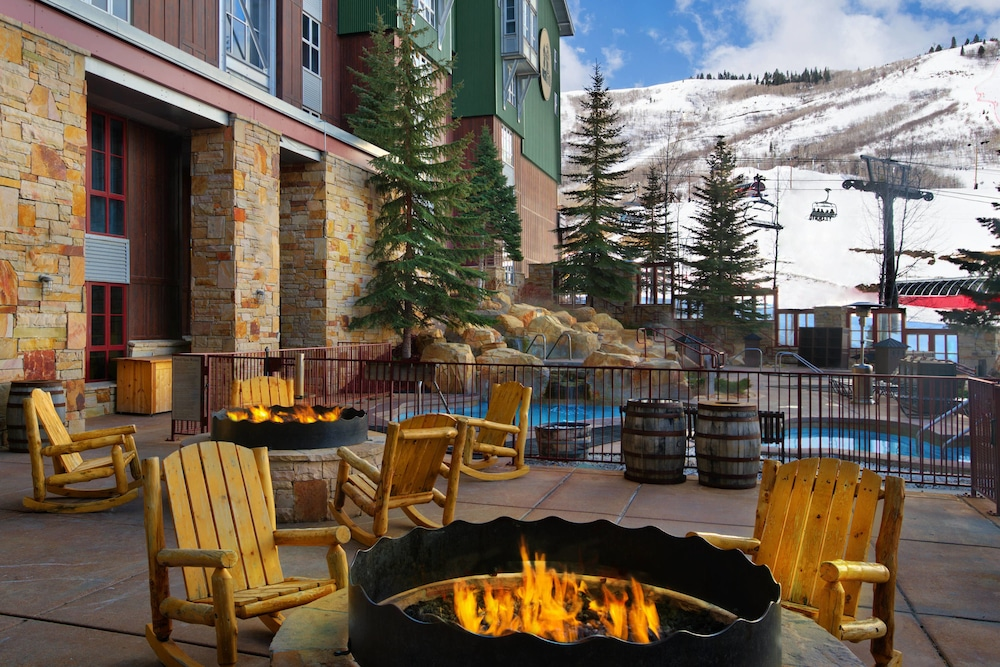 Property Amenity, Marriott's MountainSide at Park City