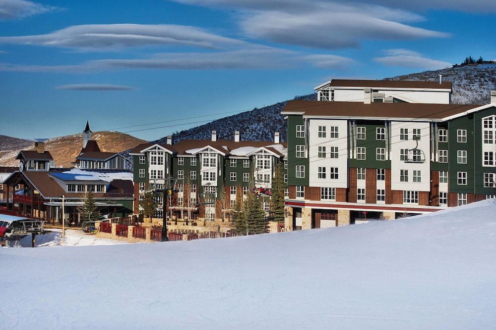 Exterior, Marriott's MountainSide at Park City