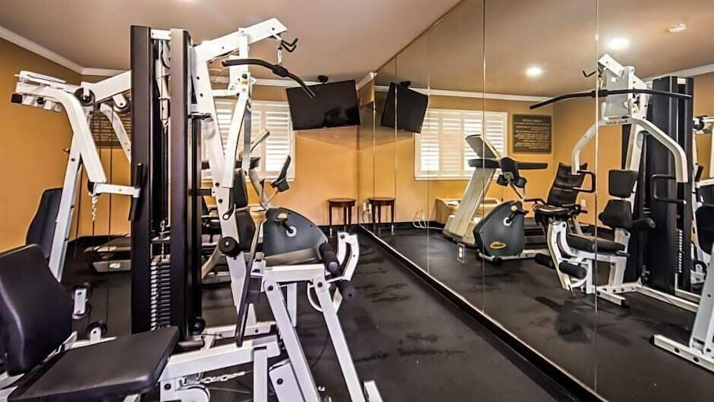 Fitness Facility, Best Western Orchard Inn