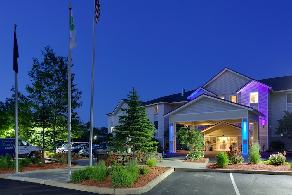 Exterior, Holiday Inn Express Hotel & Suites Brattleboro, an IHG Hotel