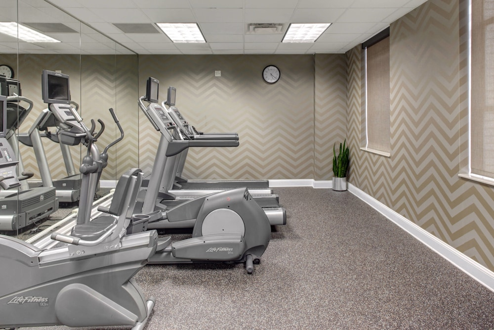Fitness Facility, Residence Inn by Marriott Atlanta Midtown/Peachtree at 17th