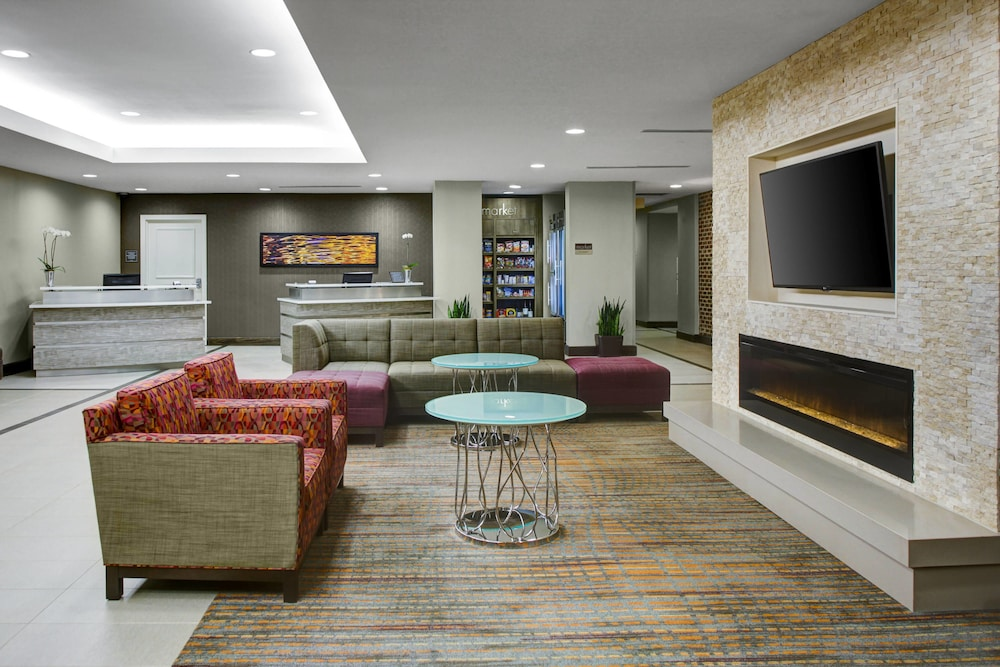Lobby, Residence Inn by Marriott Atlanta Midtown/Peachtree at 17th
