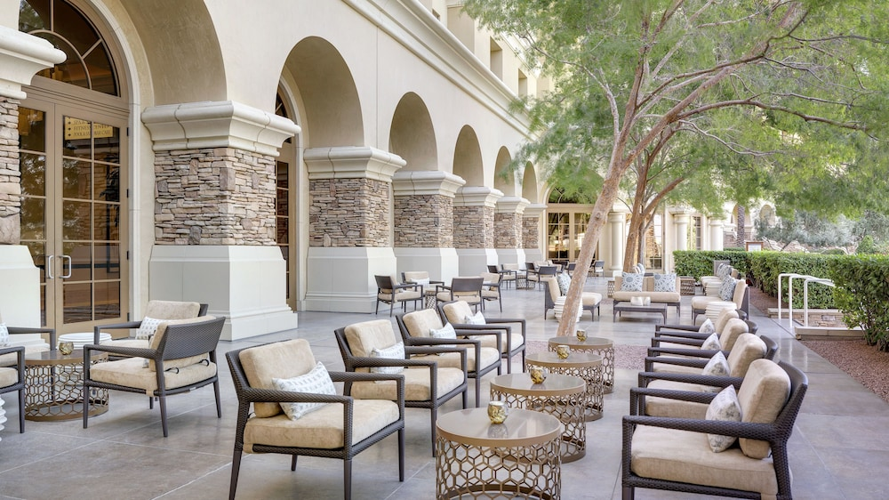 Terrace/Patio, Green Valley Ranch Resort and Spa