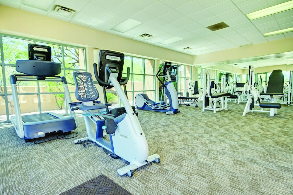 Fitness Facility, Starr Pass Golf Suites