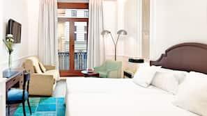 1 Schlafzimmer, Daunenbettdecken, Minibar, Zimmersafe