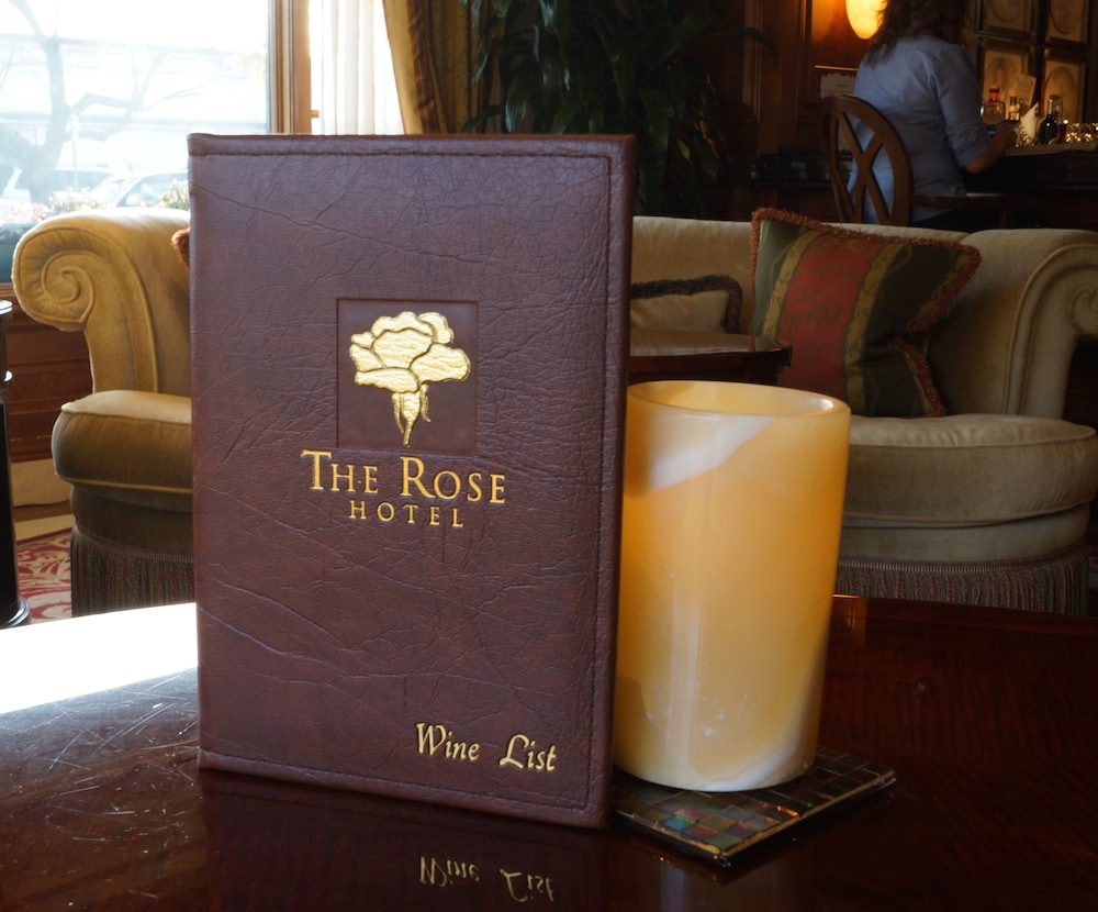 Bar, The Rose Hotel