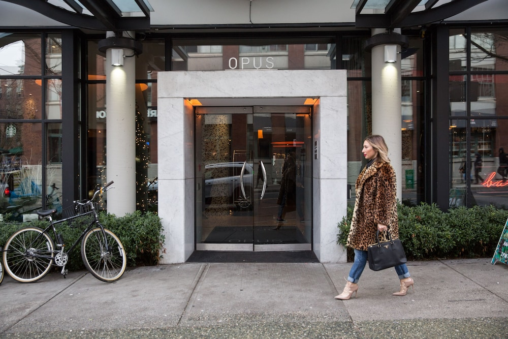 Exterior, OPUS Hotel Vancouver