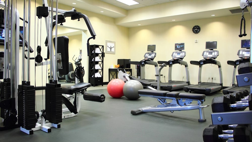 Fitness Facility, St. Petersburg Marriott Clearwater