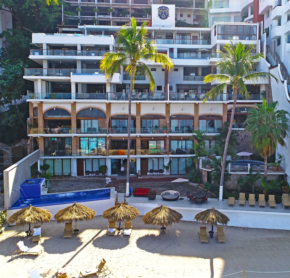 Front of Property, Vallarta Shores Beach Hotel