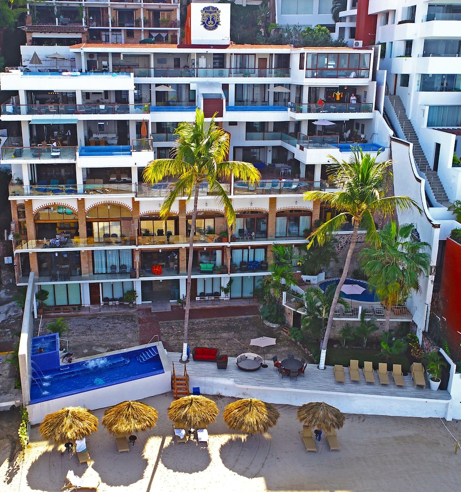 Lobby, Vallarta Shores Beach Hotel