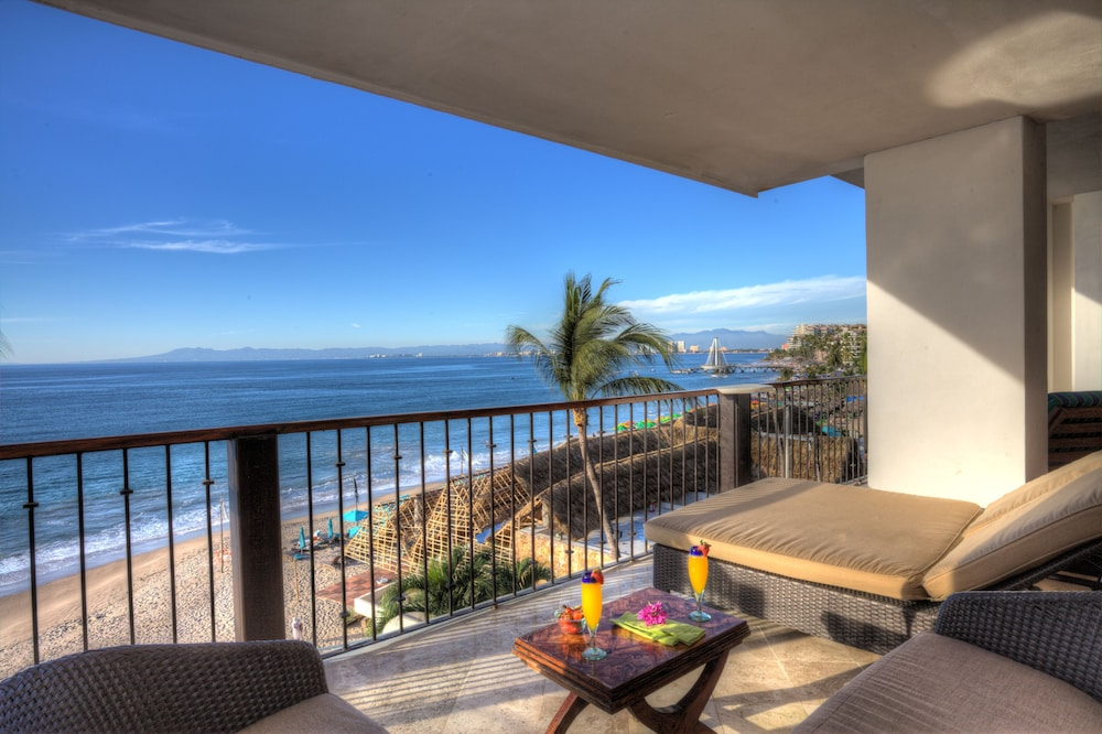 Balcony, Vallarta Shores Beach Hotel