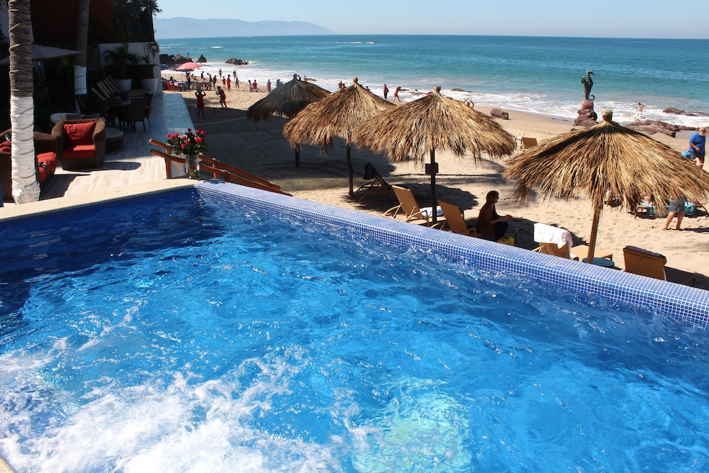 Outdoor Pool, Vallarta Shores Beach Hotel