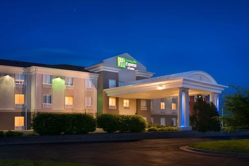 Check Expedia for Availability of Holiday Inn Express & Suites Lawrence