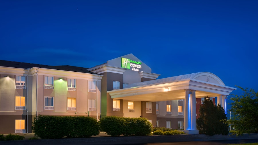 Holiday Inn Express & Suites Lawrence, an IHG Hotel