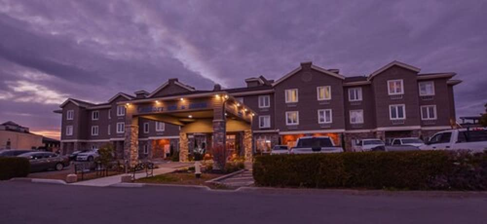 Exterior, Comfort Inn and Suites St Jerome