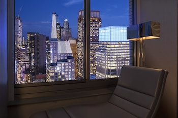 Cool Corner: Times Square and Broadway View - Guestroom View