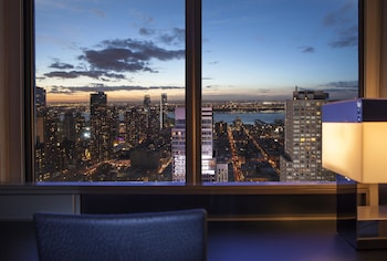 Cool Corner: Hudson River and Broadway View - Guestroom View