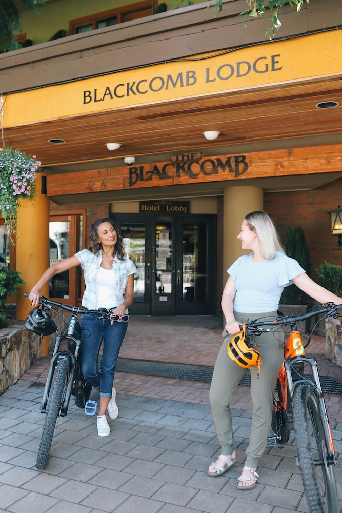 Bicycling, The Blackcomb Lodge