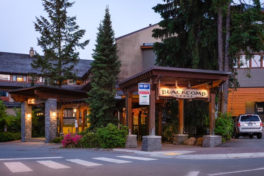 Front of Property, The Blackcomb Lodge