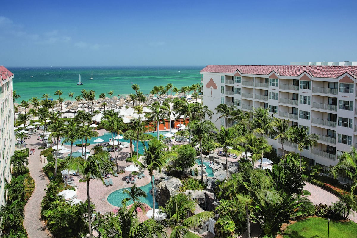 Marriott's Aruba Ocean Club - Palm Beach, Aruba