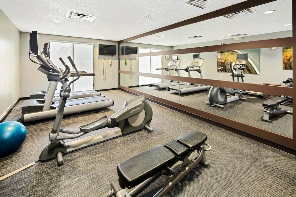 Fitness Facility, Courtyard by Marriott Bryan College Station