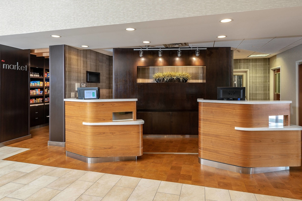 Interior, Courtyard by Marriott Bryan College Station