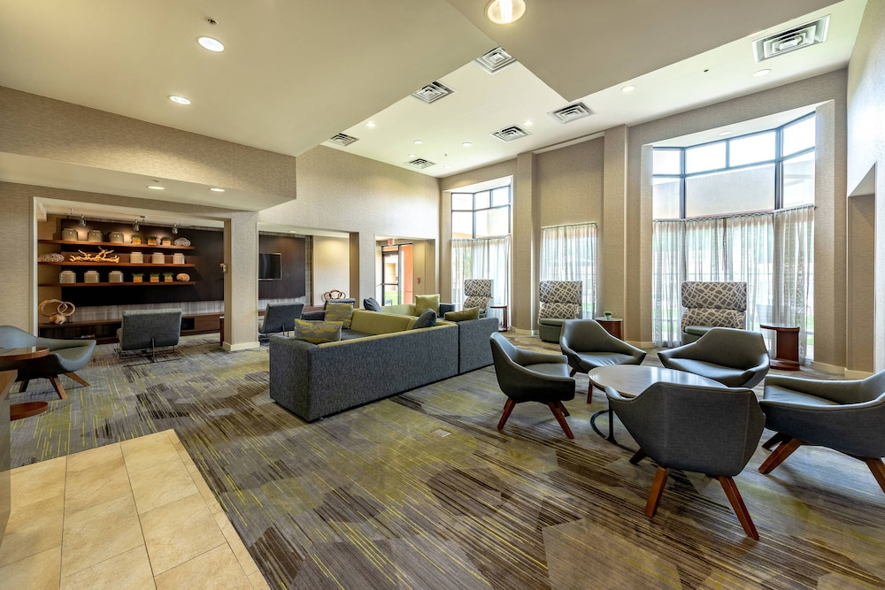 Lobby Lounge, Courtyard by Marriott Bryan College Station