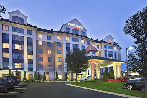 Check Expedia for Availability of Courtyard by Marriott Long Island MacArthur Airport