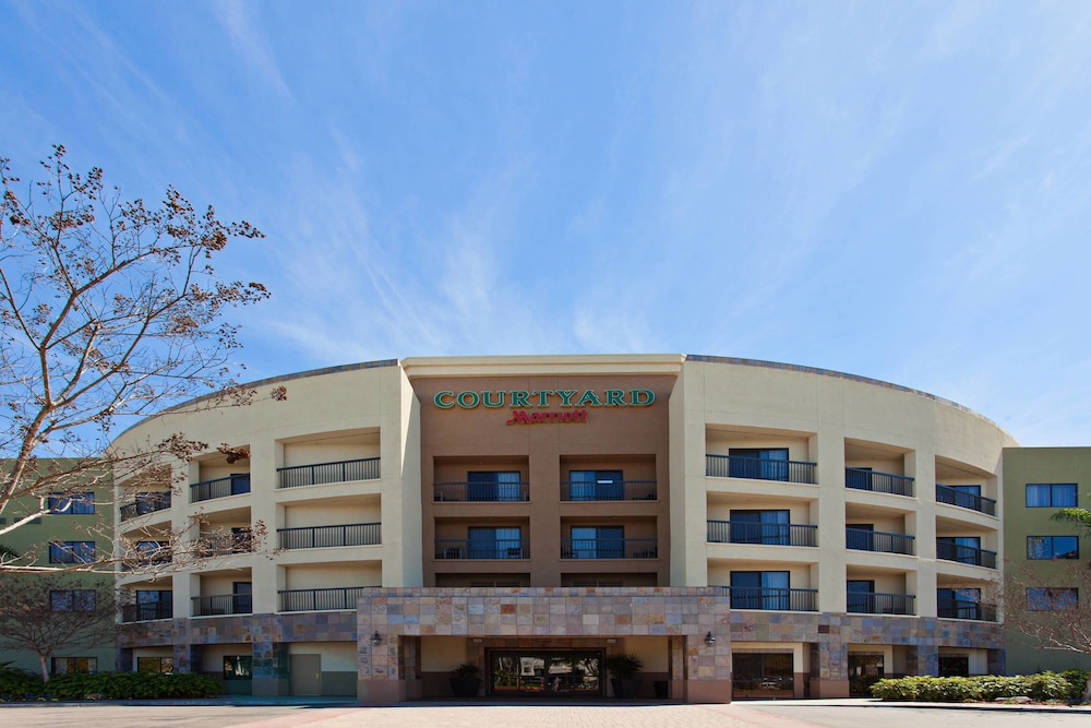 Exterior, Courtyard by Marriott San Diego Central