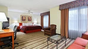 In-room safe, cots/infant beds, free WiFi, linens