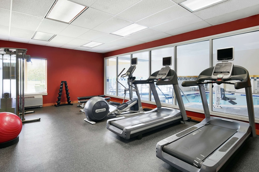 Fitness Facility, Hilton Garden Inn Allentown West