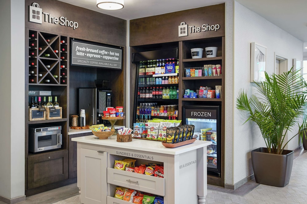 Snack Bar, Hilton Garden Inn Allentown West