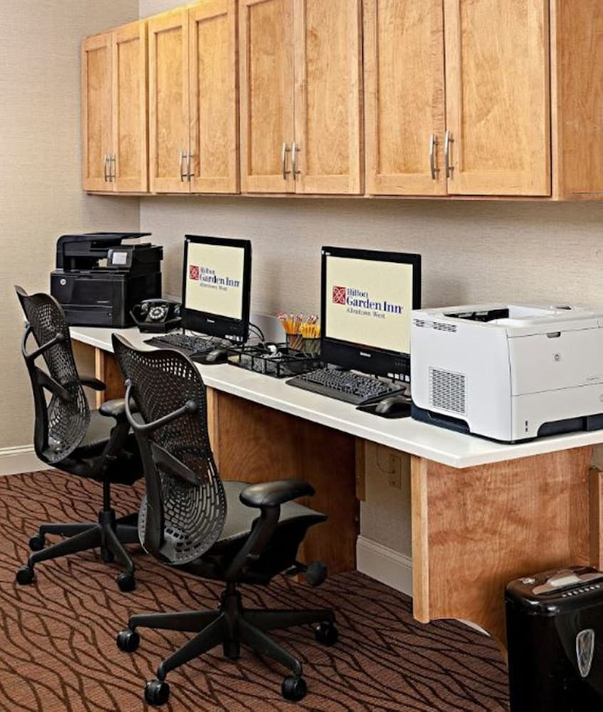 Business Center, Hilton Garden Inn Allentown West
