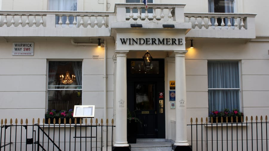 The Windermere Hotel, London