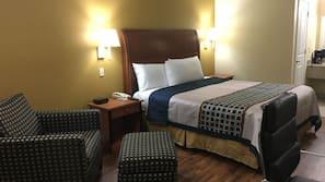 Rollaway beds, free WiFi, linens, alarm clocks