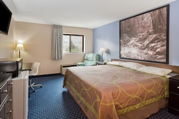 Standard Room, 1 King Bed, Accessible - Guestroom