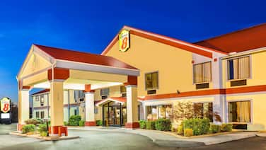 Super 8 by Wyndham Morristown/South