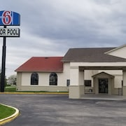 Motel 6 Franklin IN