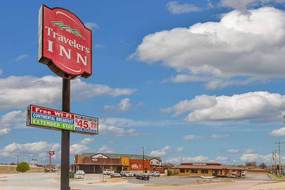 Featured Image, Travelers Inn Midwest City