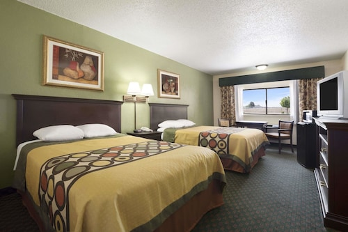 Check Expedia for Availability of Super 8 by Wyndham Amarillo Central TX