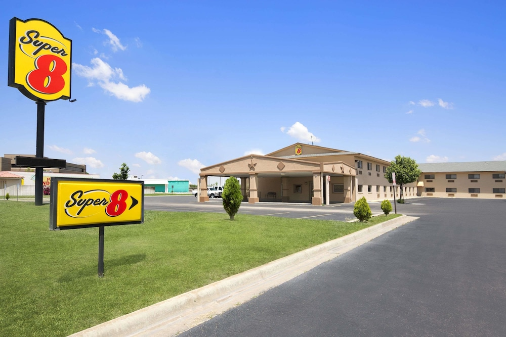 Featured Image, Super 8 by Wyndham Amarillo Central TX
