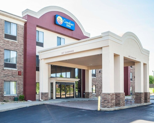 Great Place to stay Comfort Inn Lees Summit @ Hwy 50 & Hwy 291 near Lee's Summit