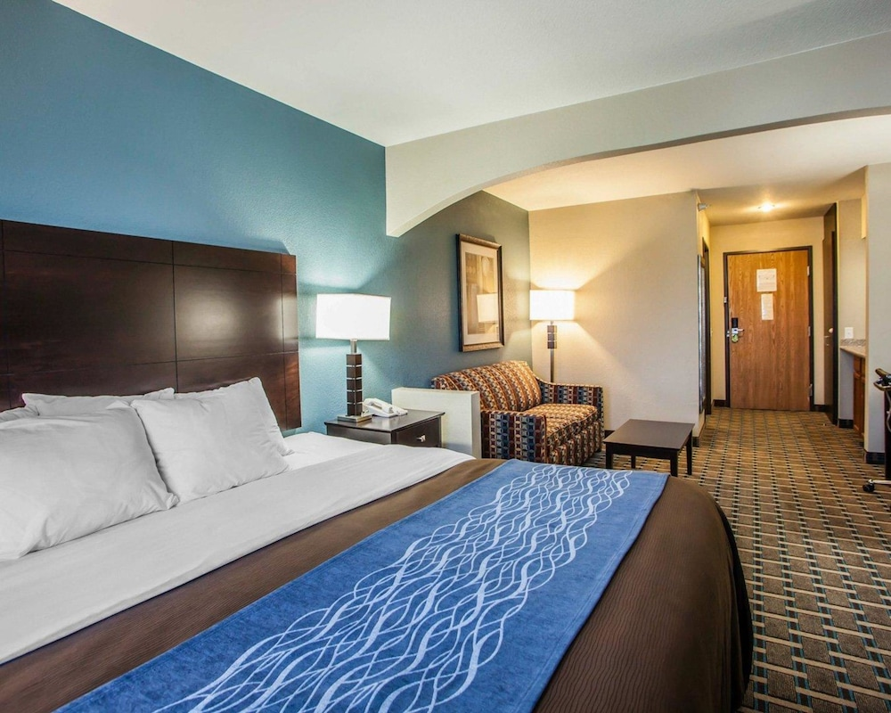 Room, Comfort Inn Lees Summit @ Hwy 50 & Hwy 291