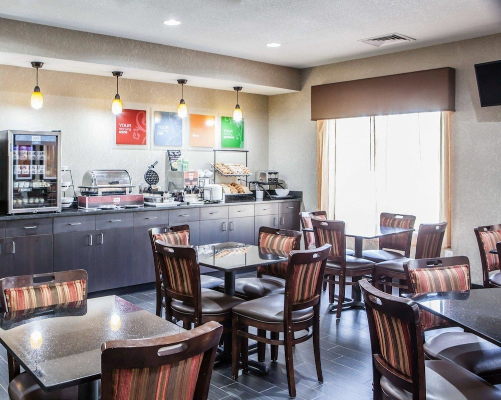 Coffee Service, Comfort Inn Lees Summit @ Hwy 50 & Hwy 291
