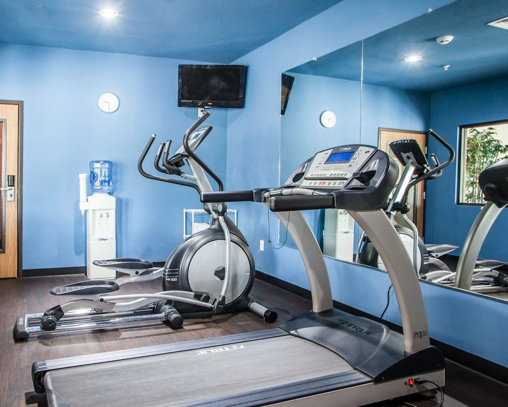 Fitness Facility, Comfort Inn Lees Summit @ Hwy 50 & Hwy 291