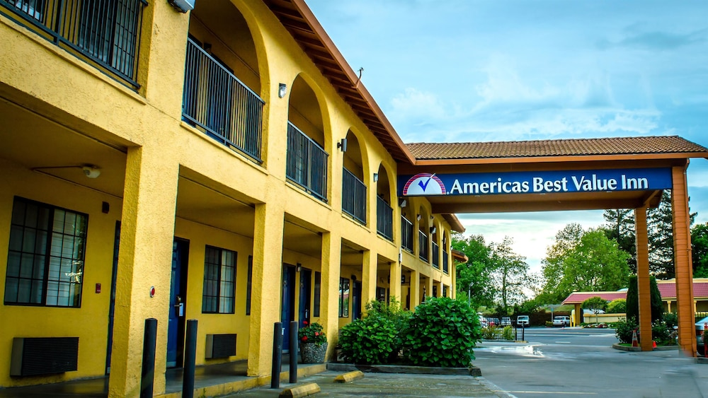 Featured Image, Americas Best Value Inn Sacramento Old Town