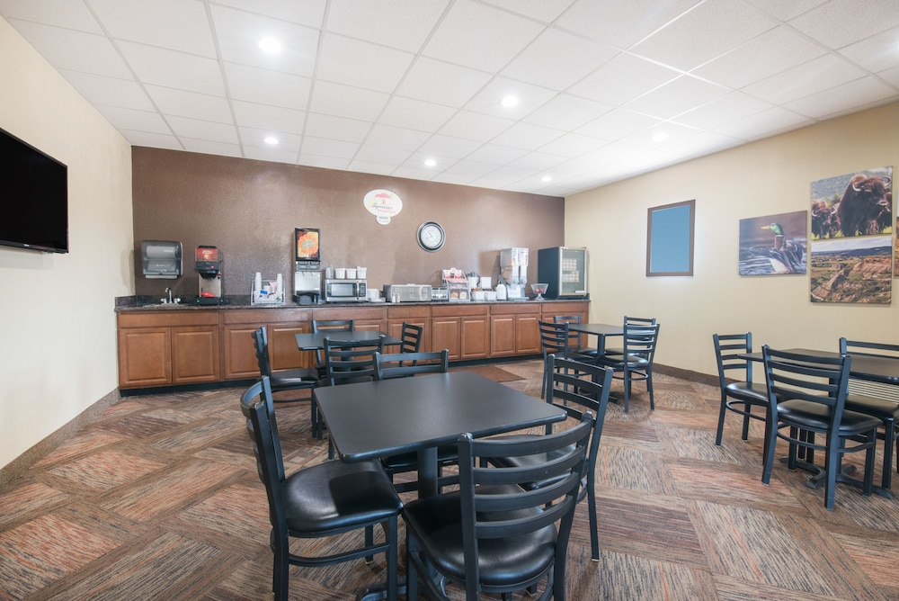 Breakfast Area, Super 8 by Wyndham Jamestown