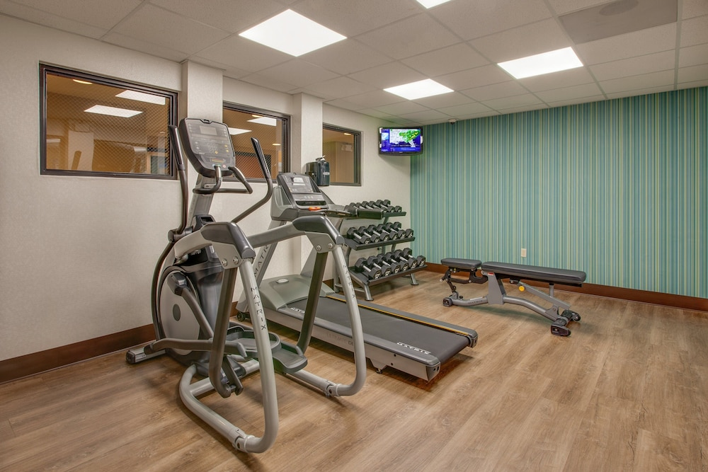 Fitness Facility, Holiday Inn Express San Francisco-Airport North